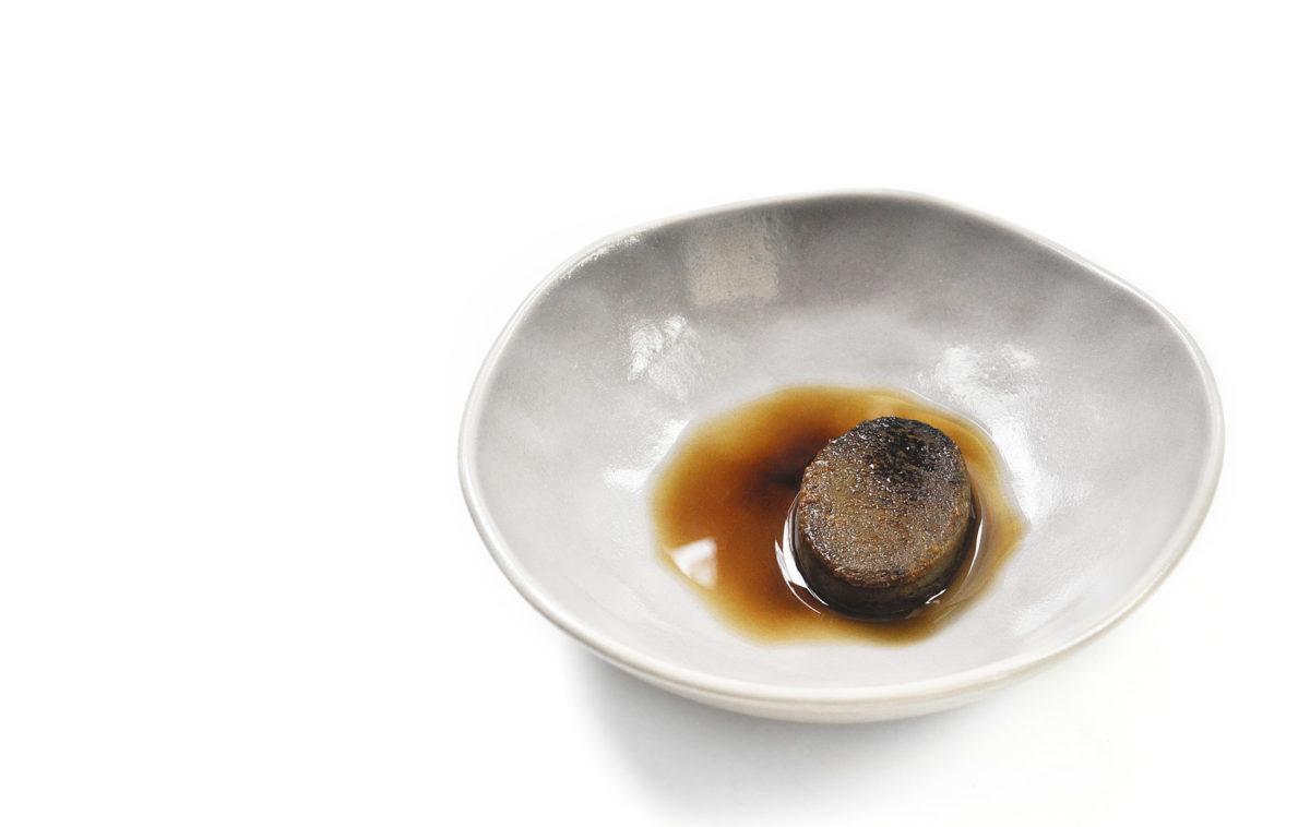 Foie gras di melanzana